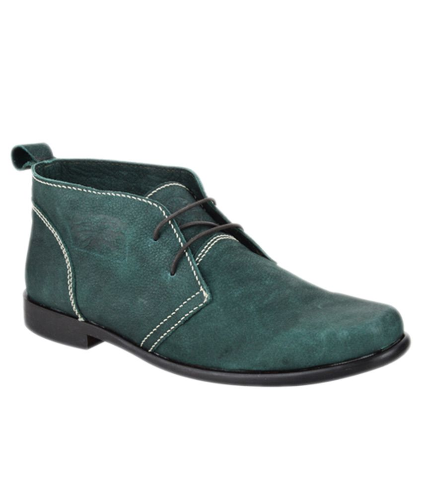 Willywinkies Green Boots
