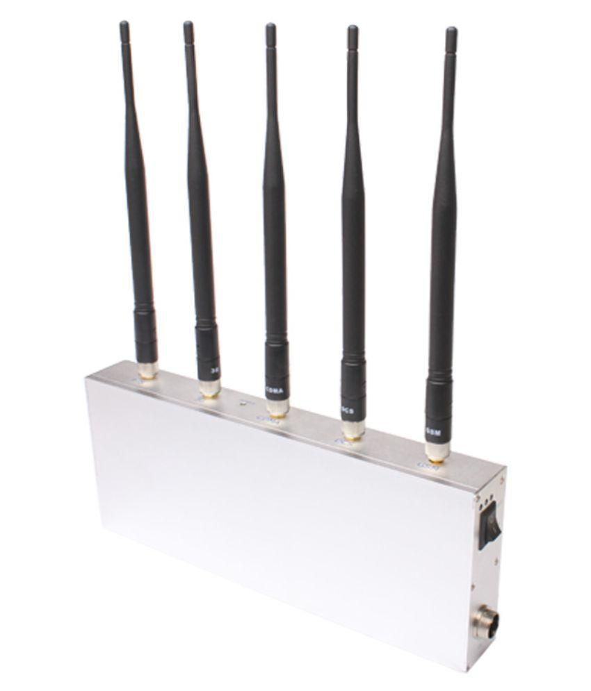 Lintratek ST-G55 Mobile Signal Jammer 1600 3G Other apart from Black & White