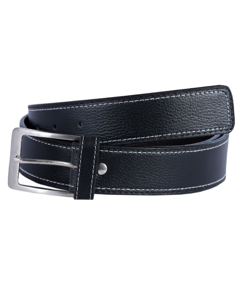 Hardy's Collection Black Belt for Men