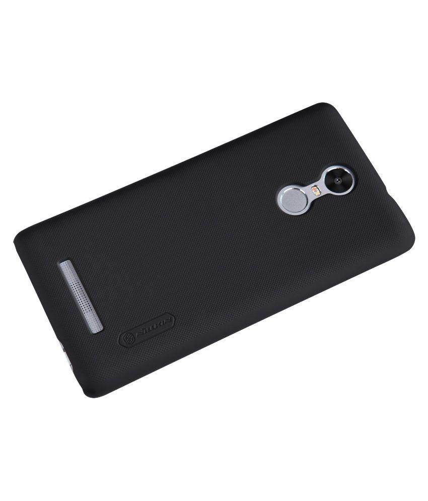 ... Nillkin Super Frosted Shield Hard Back Cover Case for Xiaomi Redmi Note 3 - Black