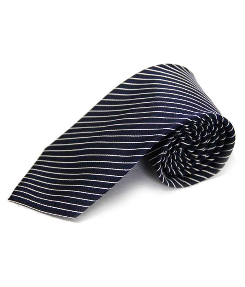 The Vatican Black Silk Broad Tie