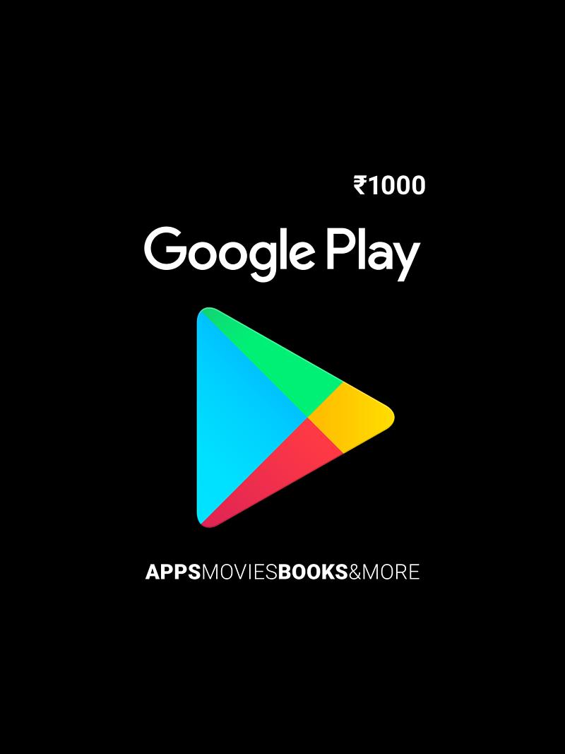 Google Play Card 5€