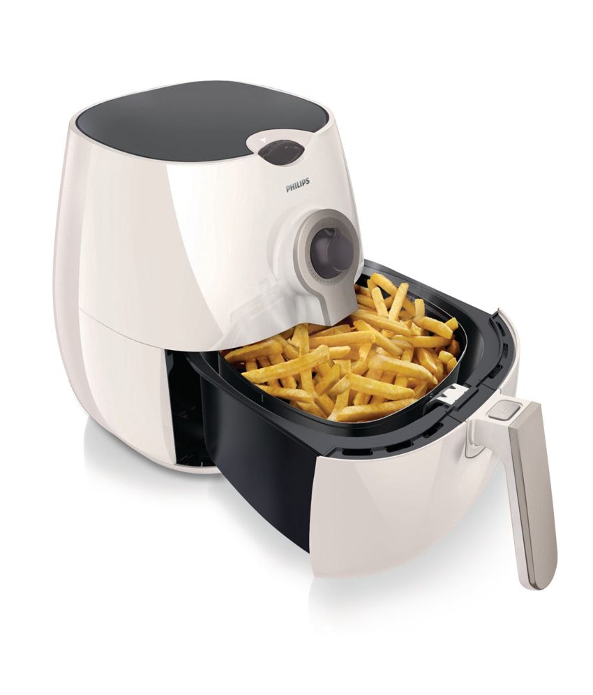 Snapdeal Kitchen Appliances Philips Hd9220 53 Low Fat Multi Cooker Air Fryer White Price In