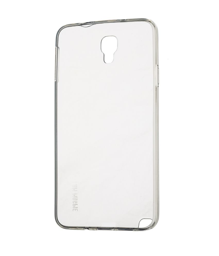 best service 74939 f6ab9 Printed Villa Transparent Cover for Samsung Galaxy Note 3 Neo