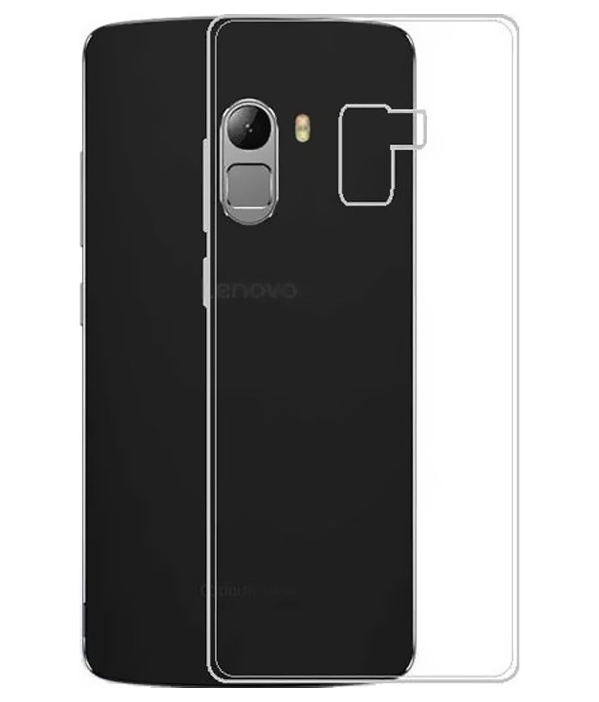 online retailer 7938a d2c3f Lenovo K4 Note Transparent Back Cover Crystal Clear Case