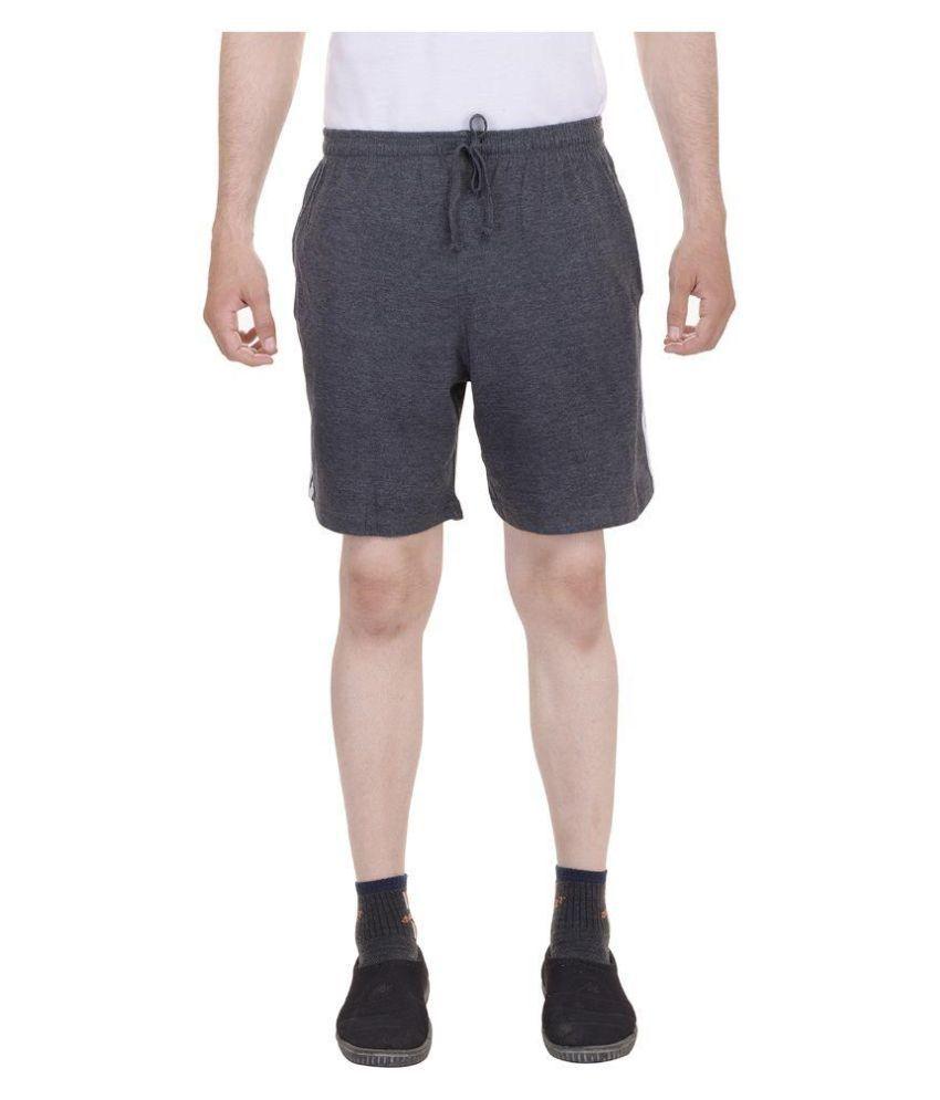 IVYS'S Sea - Horse Grey Shorts