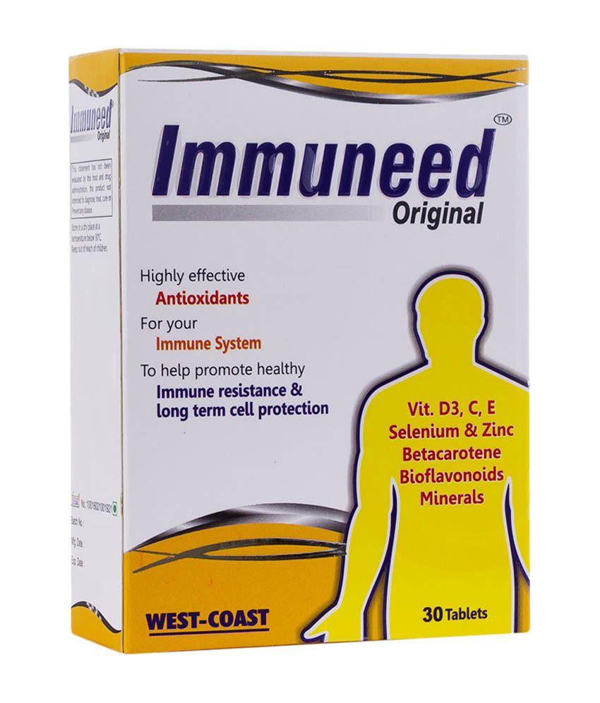 WestCoast West-Coast Immuneed original, 30 Tablets Tablets 30 no.s