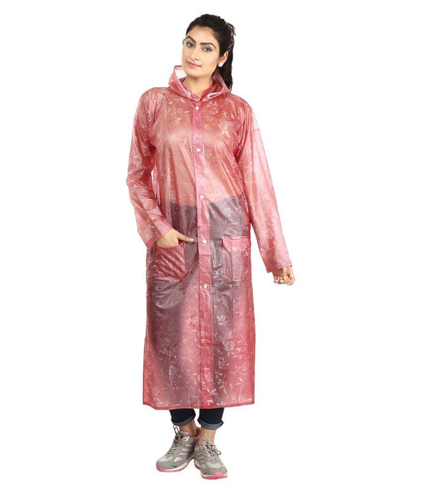rainfun Printed Women's Raincoat