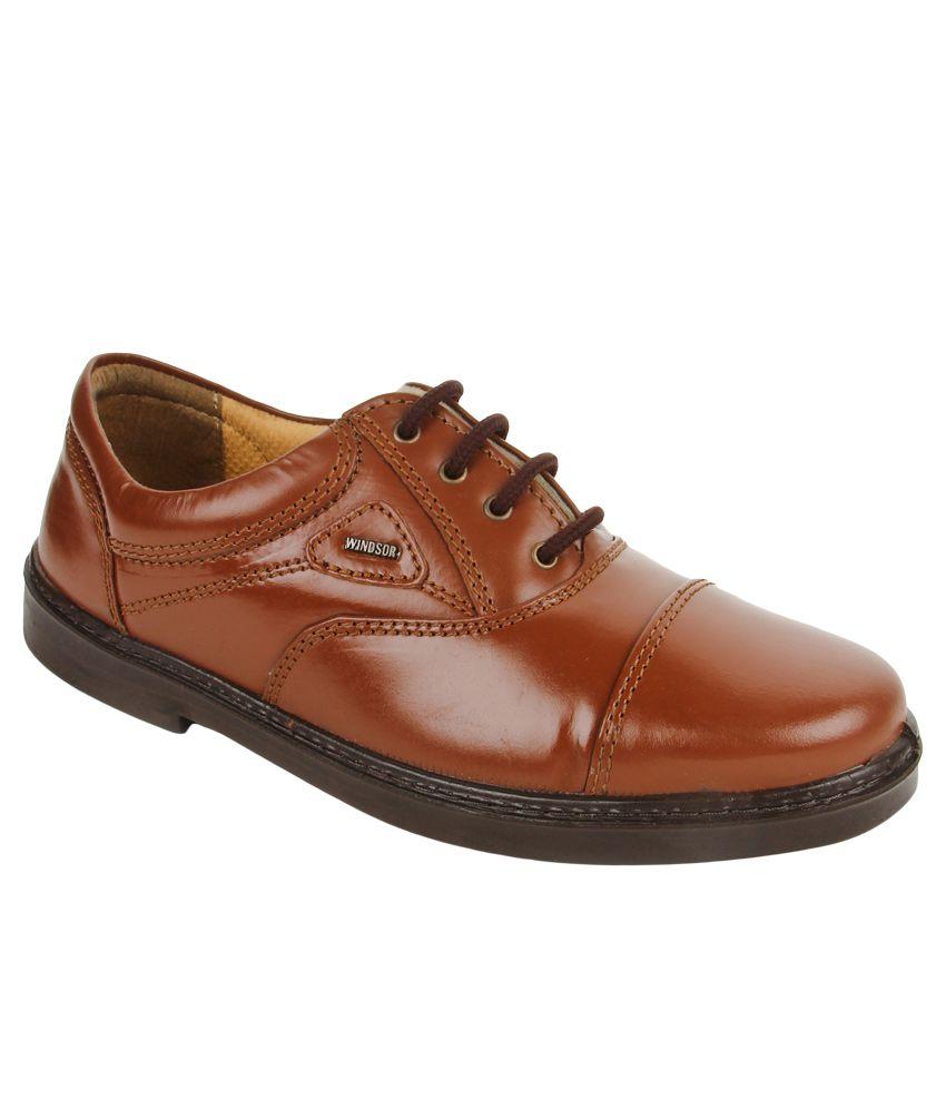 Liberty Windsor Men S Black Formal Shoes
