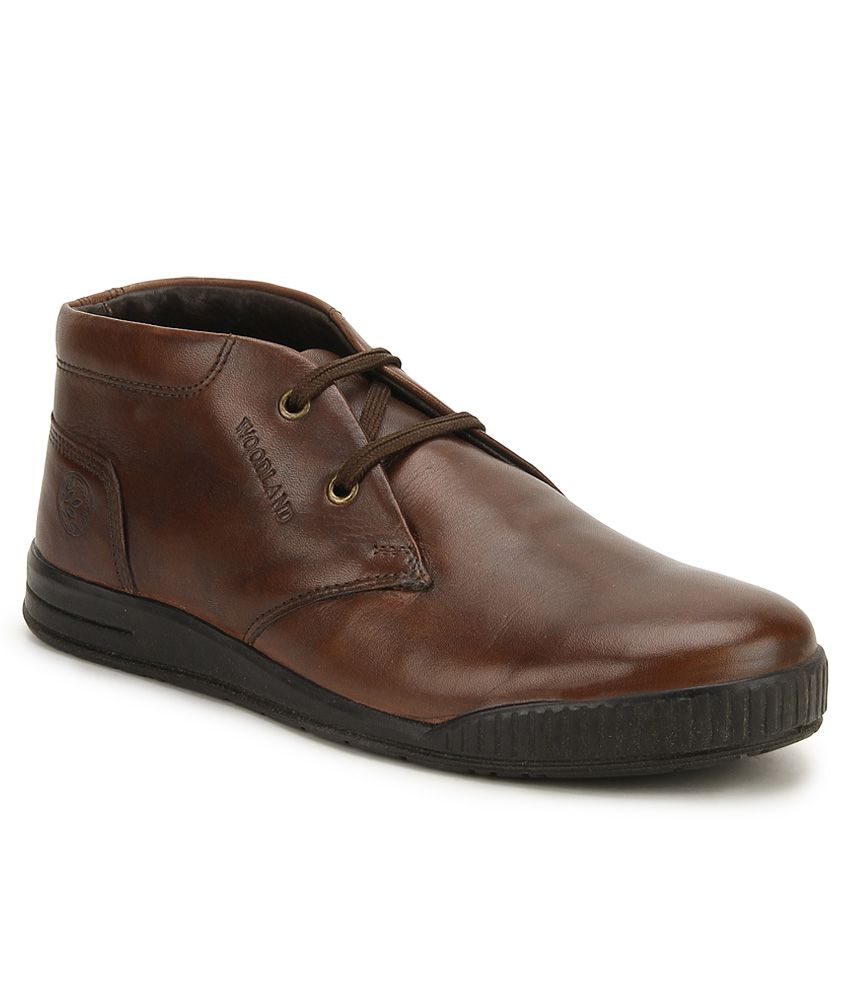 Woodland Brown Boots