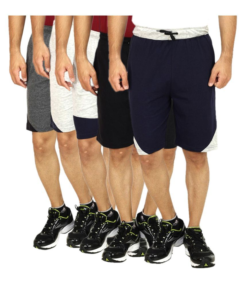 Christy's Collection Multi Shorts - Pack of 5