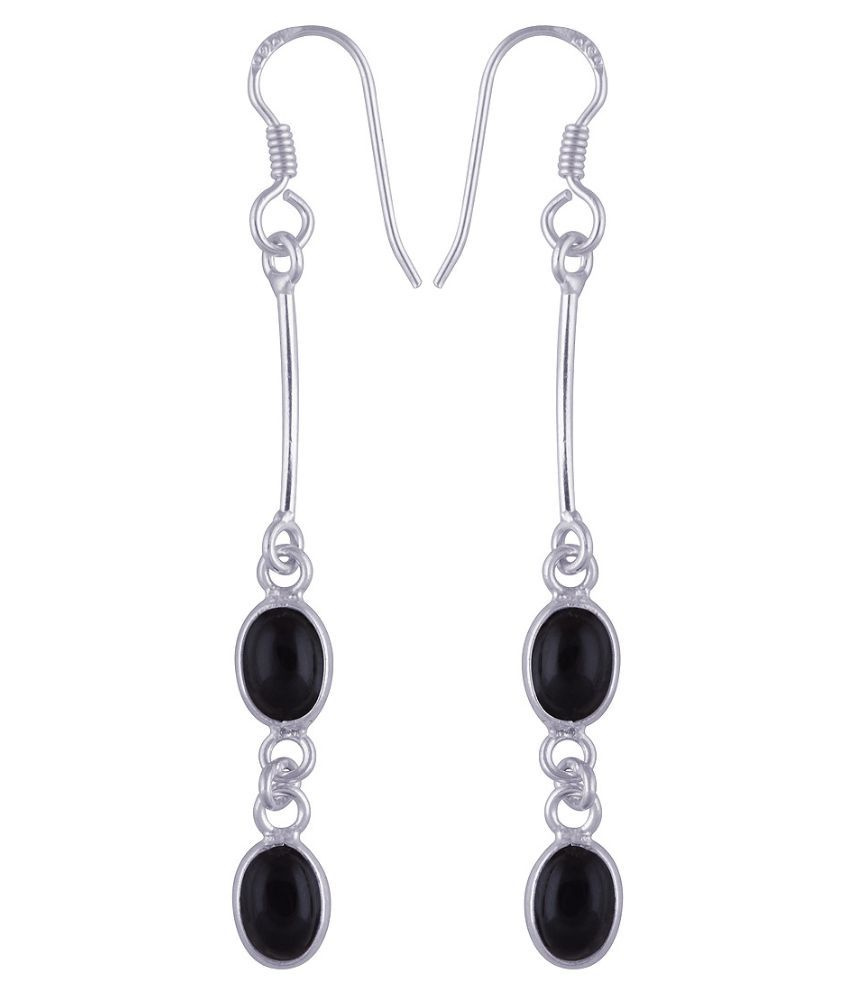 Silver Prince 92.5 Silver Onyx Hangings