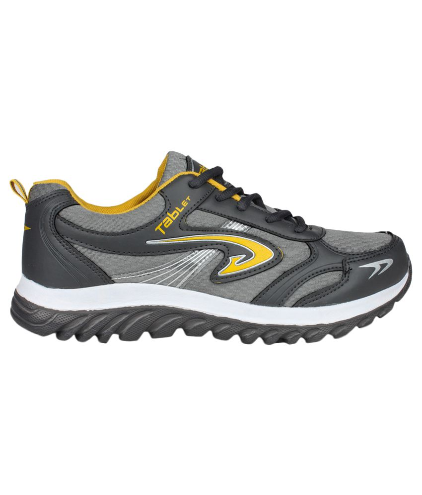 clearance 2014 newest good selling Columbus Tb 4 Grey and Yellow Sports Shoes free shipping really 82hyxX