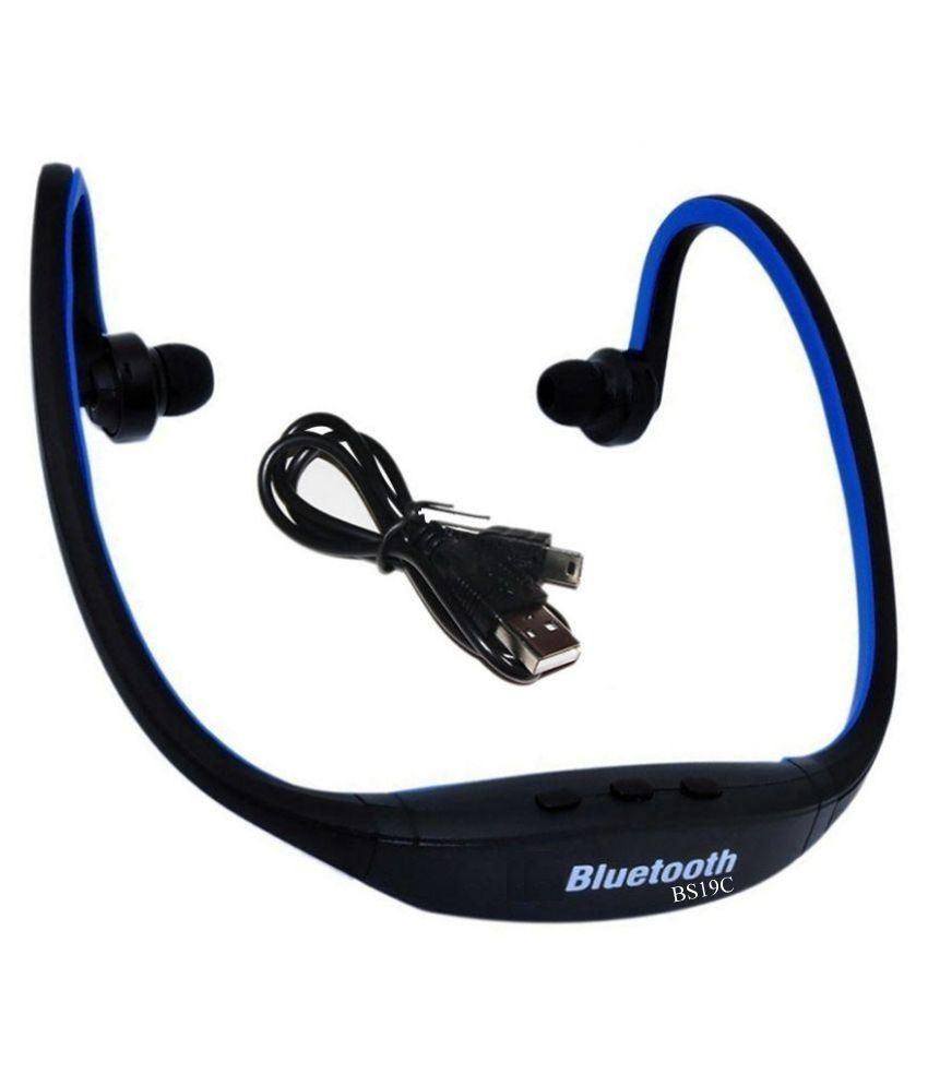 Estar BS19C Wireless Bluetooth Headset With Mic