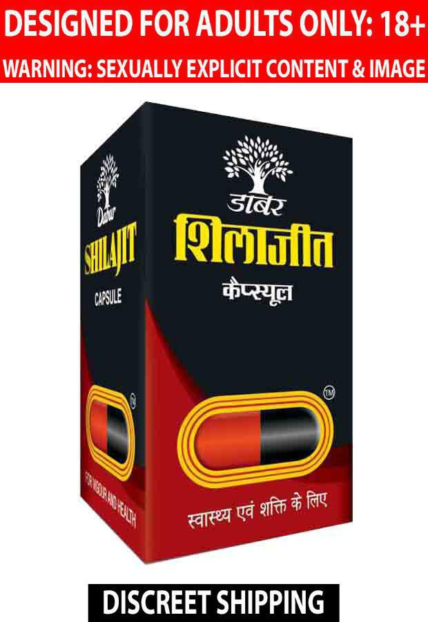 Dabur Shilajit Capsule   100 capsules available at SnapDeal for Rs.449