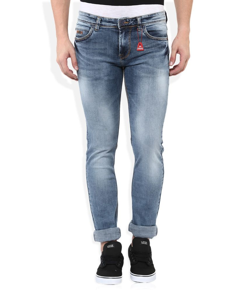 Lawman Pg3 Blue Skinny Fit Jeans