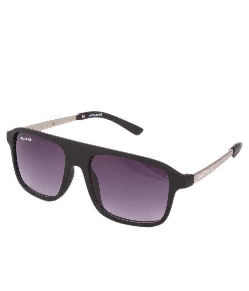 44df768f612 Danny Daze Purple Wayfarer Sunglasses ( D-111-C1 ) - Buy Danny Daze Purple  Wayfarer Sunglasses ( D-111-C1 ) Online at Low Price - Snapdeal