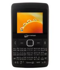 Micromax X606 ( Below 256 MB , Black )