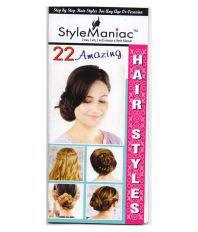 Style Maniac NHC-2009: N-662 Hair Straightener Pink
