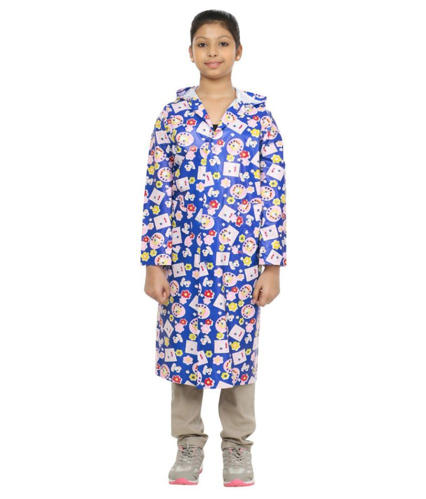 Inside Fashion Multicolour Viscose Rainwear