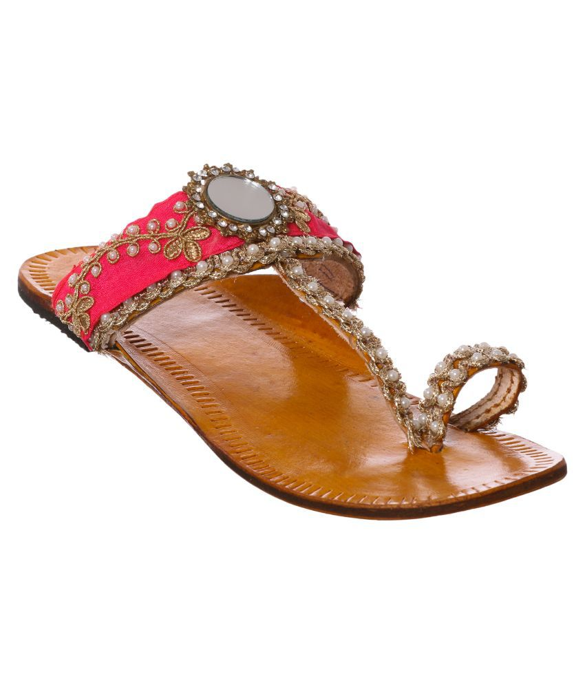 Mairaah Multi Color Flats