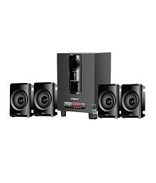 230644c53c2 4.1 Speakers with AUX  Buy 4.1 Speakers with AUX Online at Low ...
