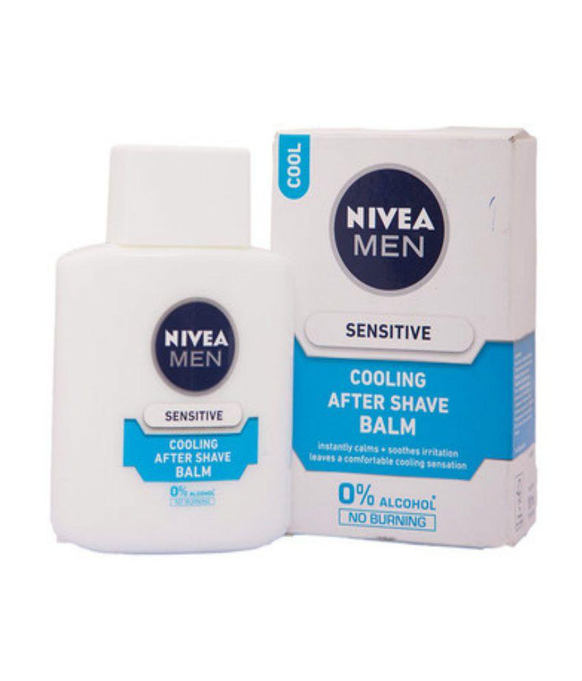 Nivea sensitive after shave
