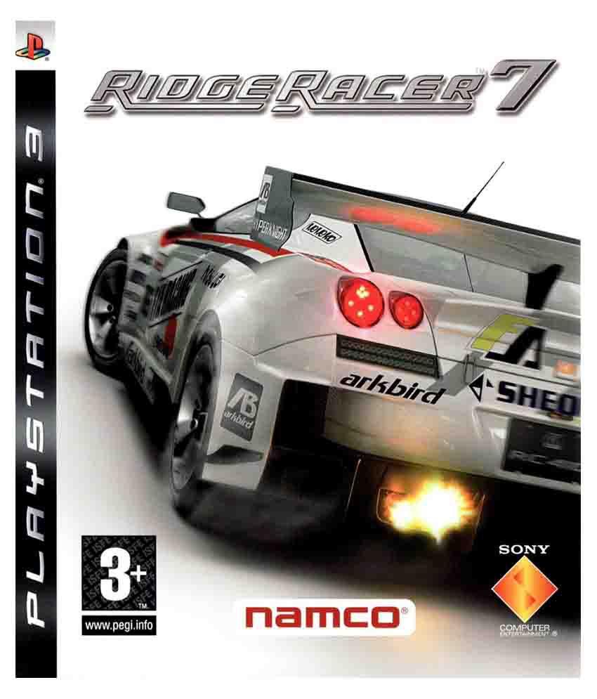 Sony Computer Entertainment Ridge Racer 7 PS 3 Game