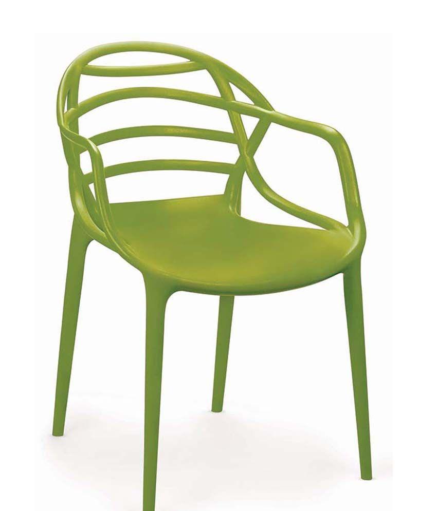Cello Atria Plastic Chair Set Of 2