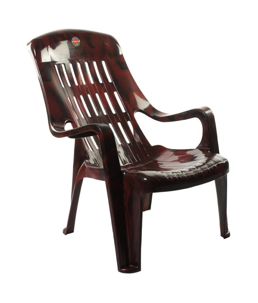 Discount Chairs Online: Cello Comfort Sit Back Plastic Chair