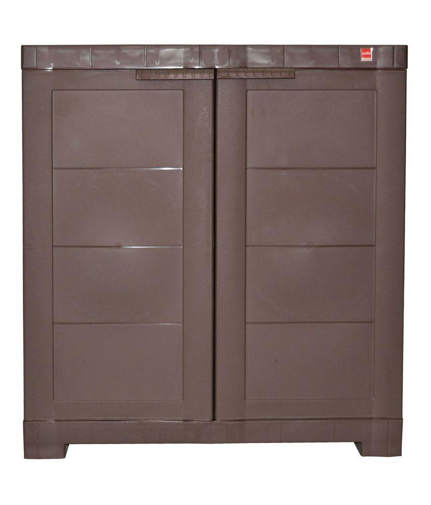 Order Kitchen Cabinets Online: Cello Novelty 2 Door Shoe Cabinet