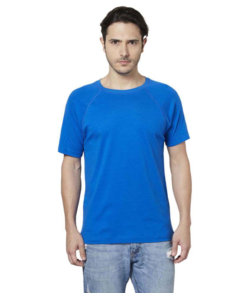 Tuna London Blue Round T-Shirt Pack of 1