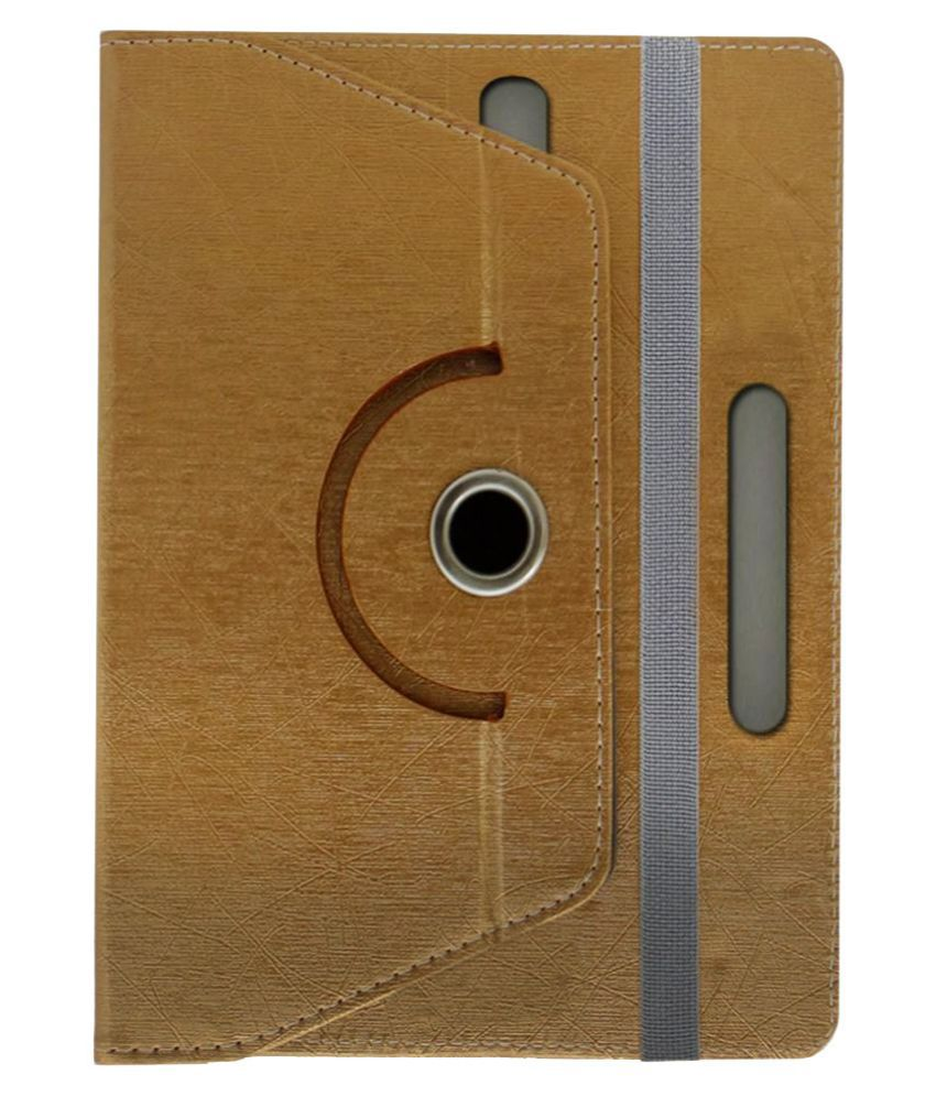 ACM Rotating Cover for HP Stream 8 Windows - Brown