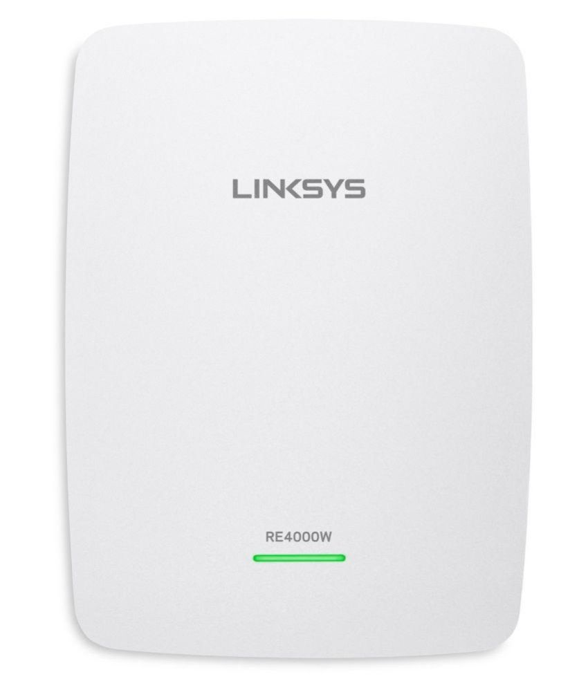 Linksys RE4000W N600 PRO Wifi Range Extender / Booster