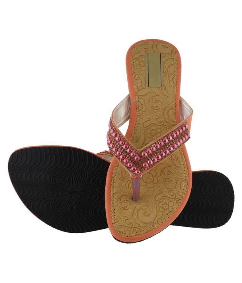 Suntrance Pink Slippers