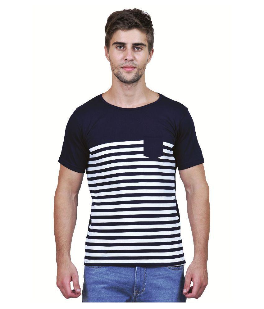 U.S.ELK Multi Round T Shirt