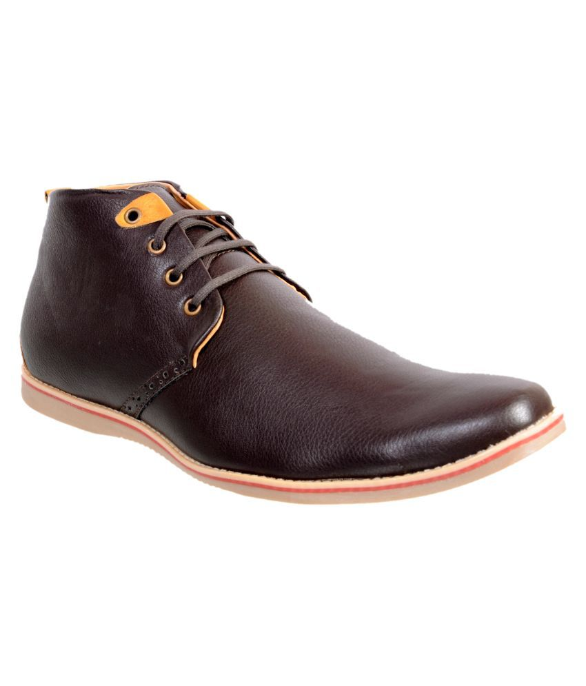 Urban Woods Brown Boots