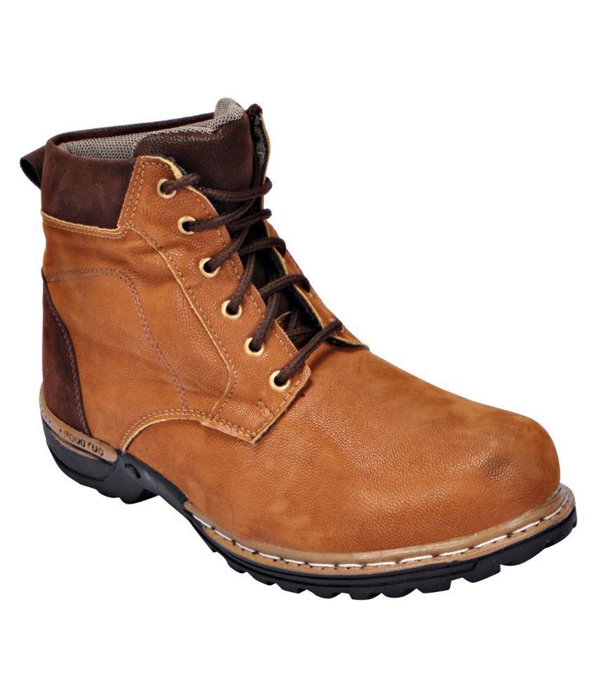 Bachini Brown Boots