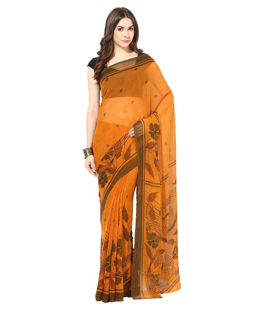 Tanisha Multicoloured Cotton Saree