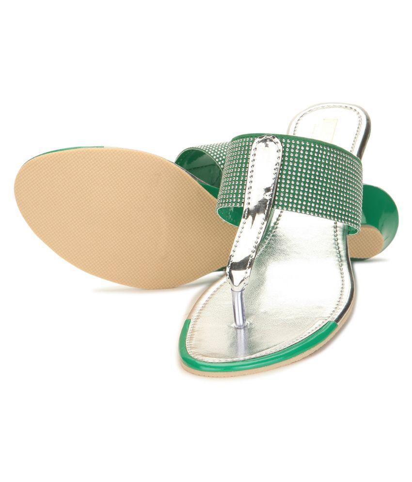 1a8f2ac609b2a Yepme Green Wedges Heels Price in India- Buy Yepme Green Wedges ...