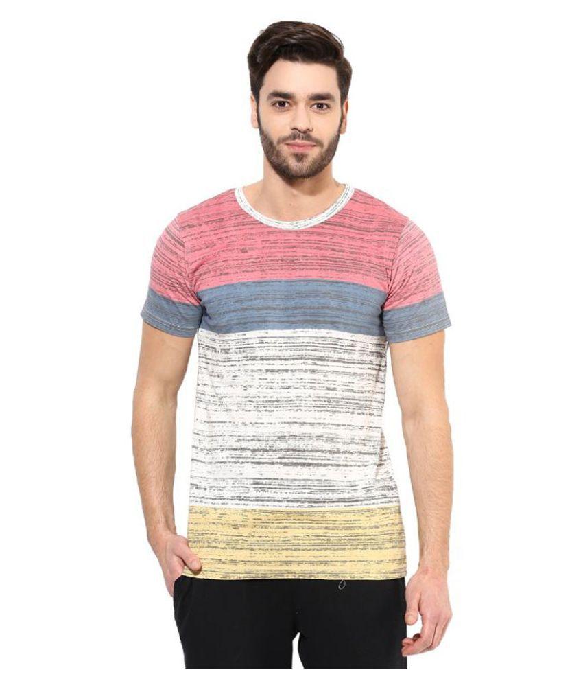 Monteil & Munero Multi Round T Shirt