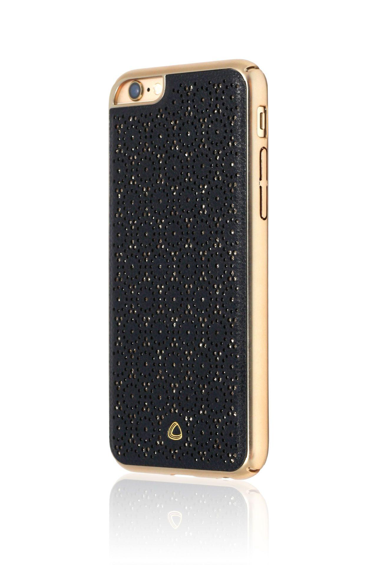 OCCA Ferragamo Series Designer Back Cover Mobile Phone Case for iPhone 6 6s Black