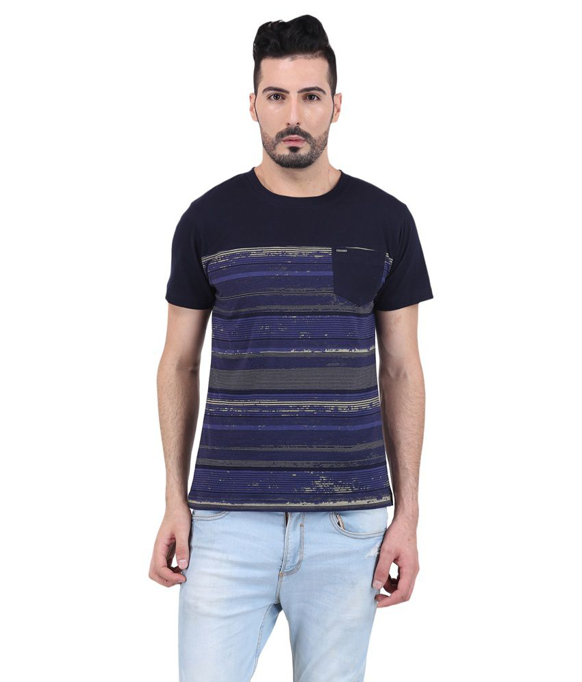 Mod Pluss Multi Round T Shirt