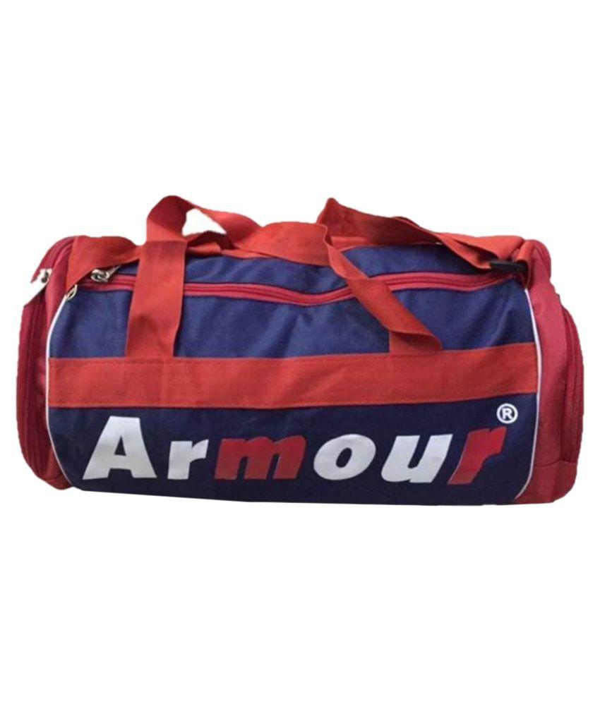 Armour BLUE Gym Bag