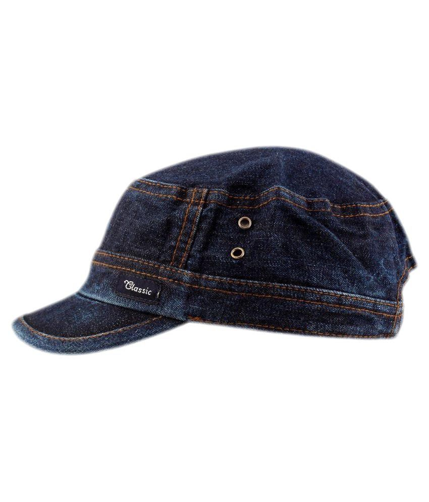 Copperzeit Blue Denim Cap  Buy Online at Low Price in India - Snapdeal c9a2c19513d