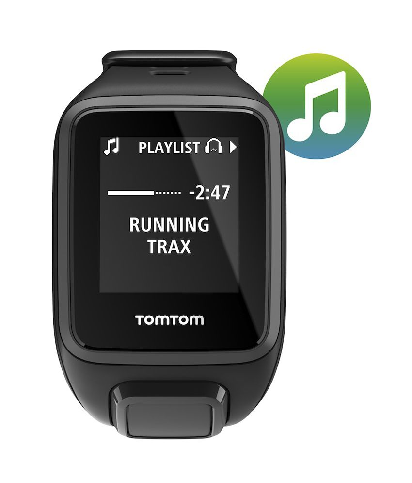 Tomtom-Spark-Music-Gps-Fitness-Watch-Black
