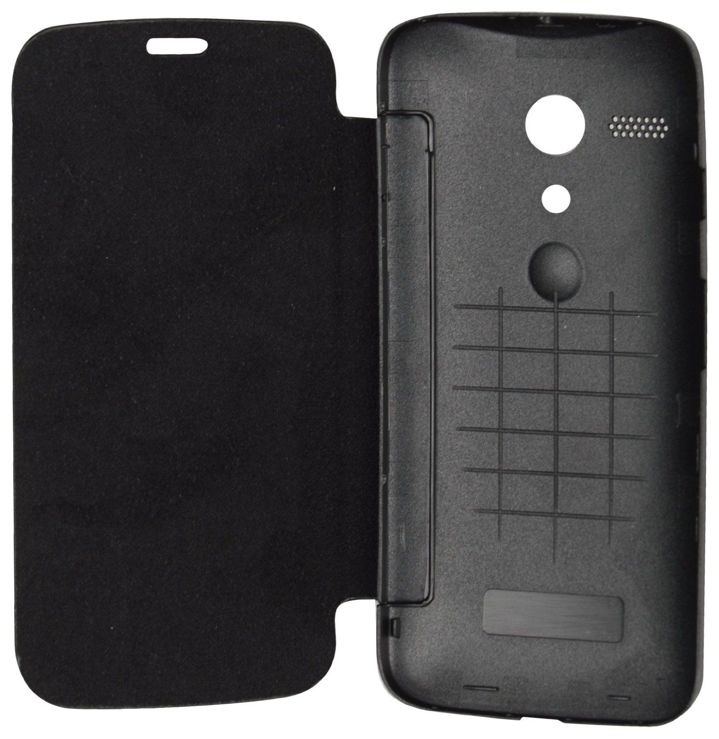 best loved d2870 51ee4 Iway Flip Cover for Motorola Moto G (1st GEN) - Black