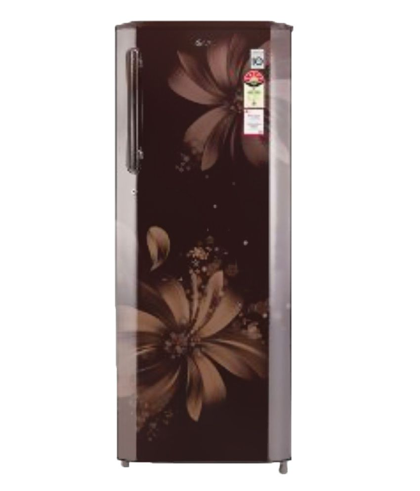 LG 270 GL-B281BHAI Direct Cool Single Door Refrigerator Hazel Aster