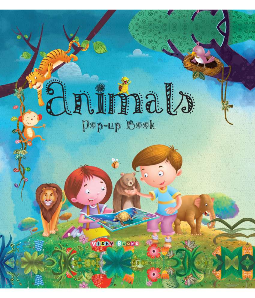 Animals (Pop-UP Book)