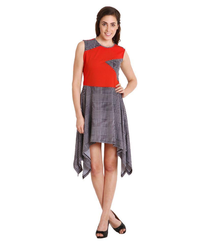 Soie Multi Color Dresses